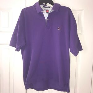 EUC Tommy Hilfiger Polo Short Sleeve Shirt Size XL